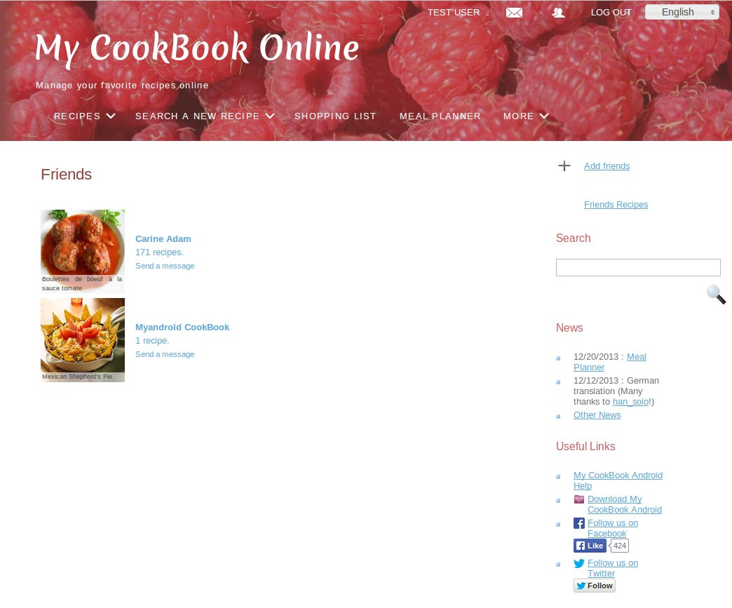 recipe book creator my cookbook online create your own recipe book