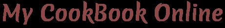 My CookBook Online